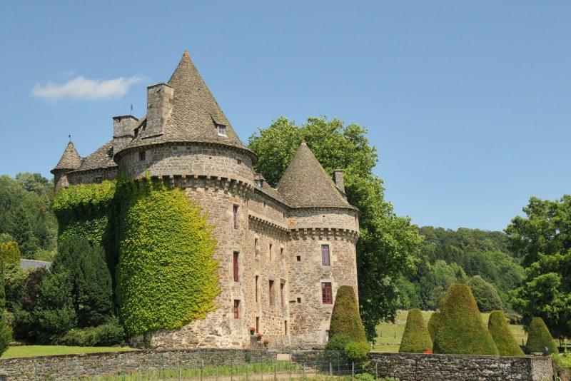 Château d'Auzers Camping Qualité Auvergne-Rhône-Alpes