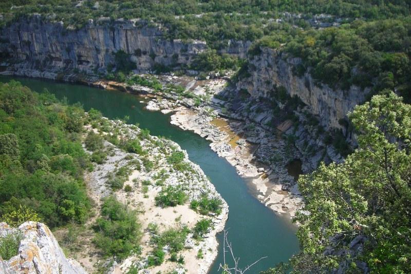 Les Gorges de l'Ardèche en Auvergne-Rhône-Alpes Camping Qualité