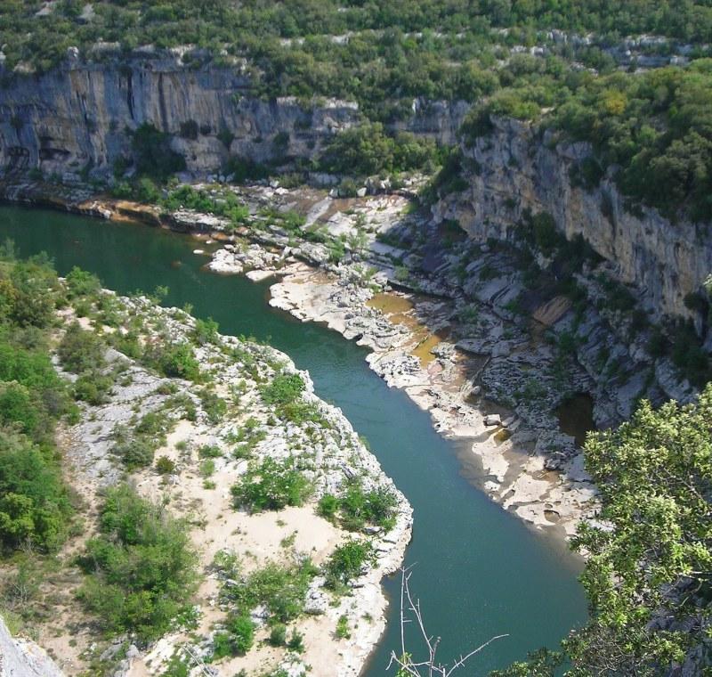 Schluchten der Ardèche