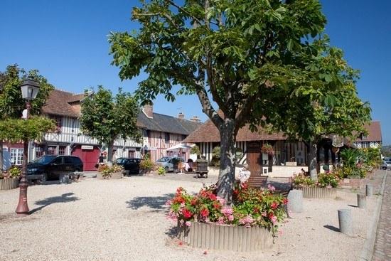 Village du Calvados en Normandie Camping Qualité