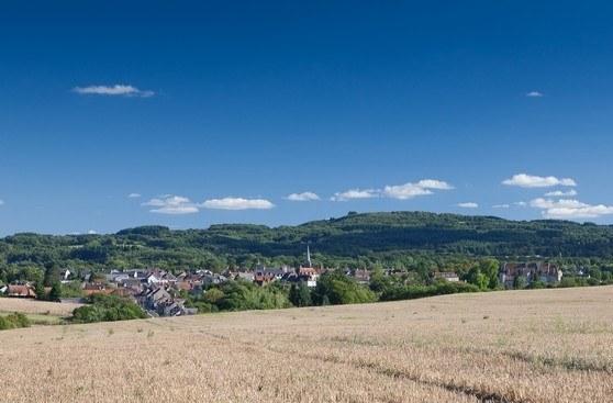 Paysages dans la Creuse en Nouvelle Aquitaine Limousin Camping Qualité Chateau de Boussac Chateau de Poinsouze - Boussac