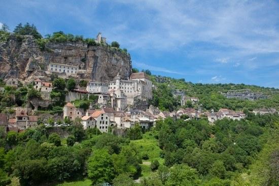 Département Lot Région Occitanie Midi-Pyrénées Camping Qualité - Rocamadour