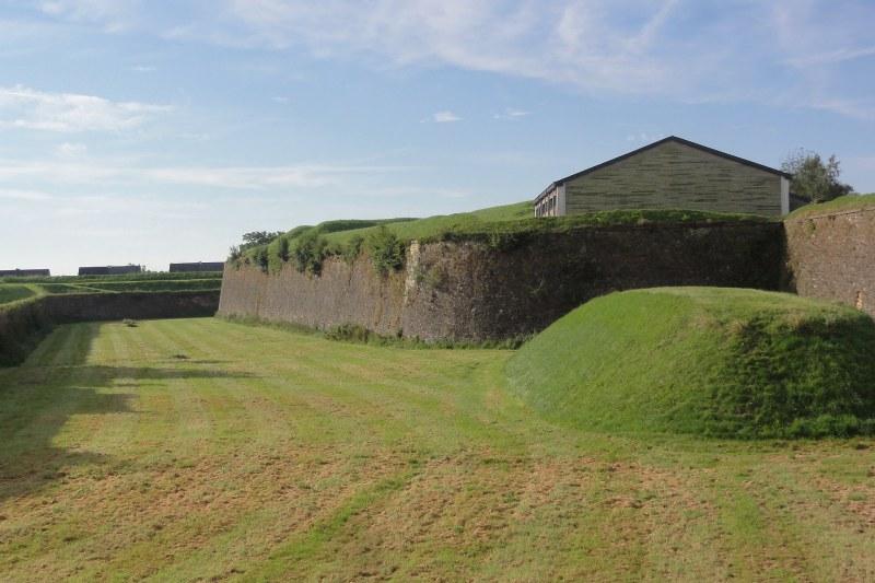 Fortifications dans les Ardennes Camping Qualité Grand-Est