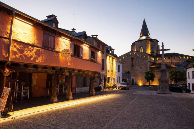 Village dans le département des Hautes-Pyrénées en région Occitanie Midi-Pyrénées Camping Qualité