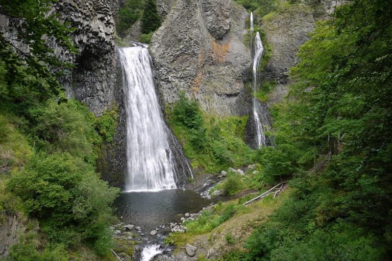 Les Cascades du Ray Pic en Ardèche Auvergne-Rhône-Alpes Camping Qualité
