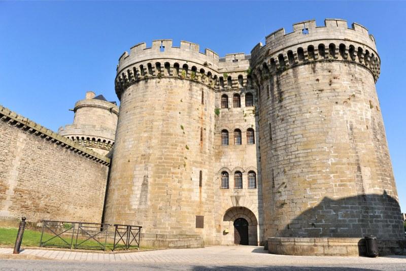 Château d'Alencon dans l'Orne Camping Qualité Normandie