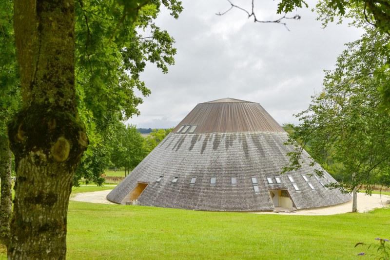 La Pyramide du Loup dans l'Yonne Camping Qualité Bourgogne-Franche-Comté