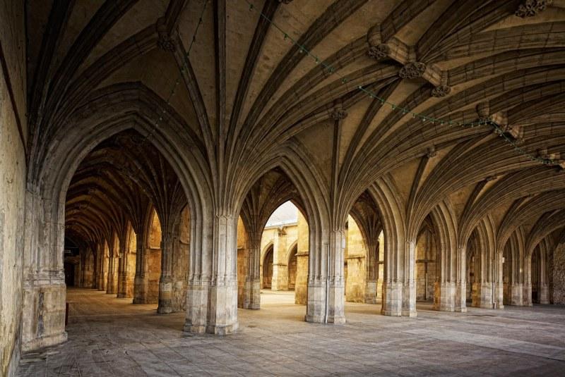 Abbaye de Flaran dans le Gers Camping Qualité Occitanie