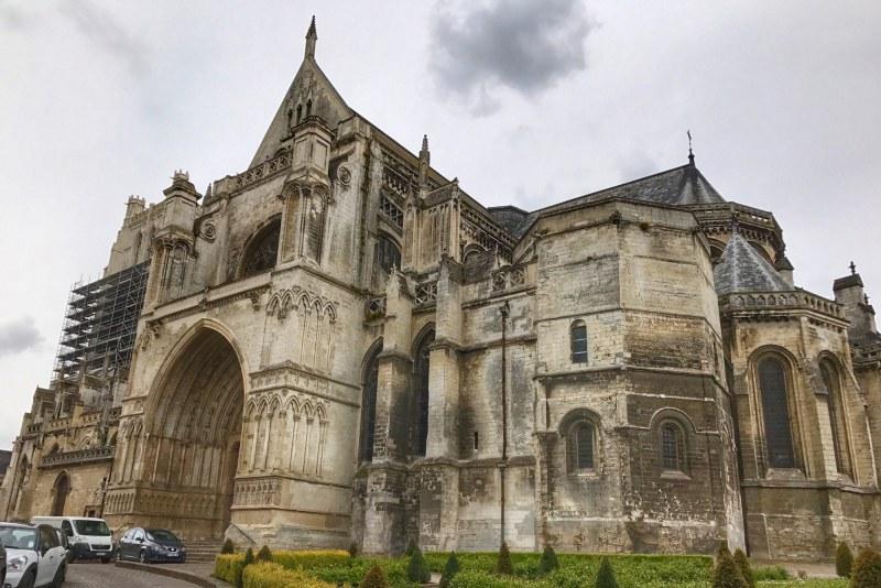 Cathédrale de Saint-Omer dans le Pas-de-Calais Camping Qualité Hauts-de-France