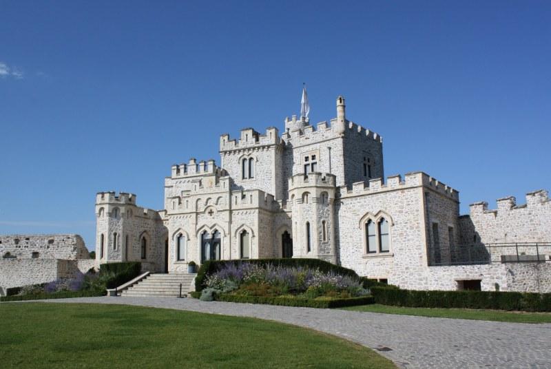 Château d'Hardelot dans le Pas-de-Calais Camping Qualité Hauts-de-France