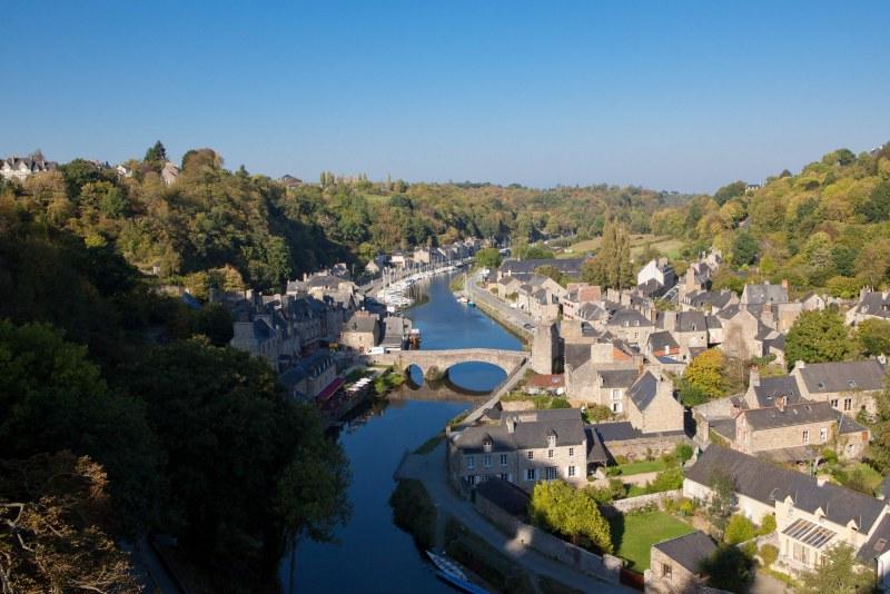 Dinan en Ille-et-Villaine Camping Qualité Bretagne