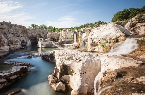 Département Gard Région Occitanie Languedoc-Roussillon Camping Qualité