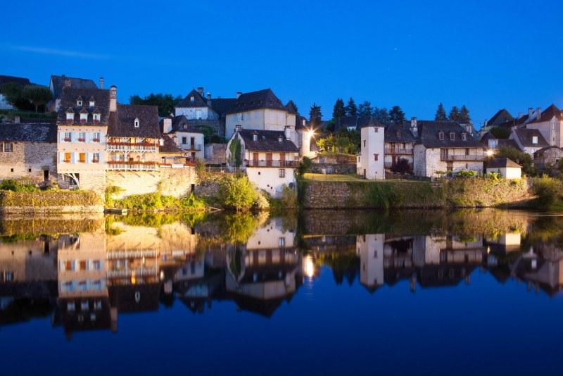 La Dordogne en Corrèze dans le Limousin Camping Qualité