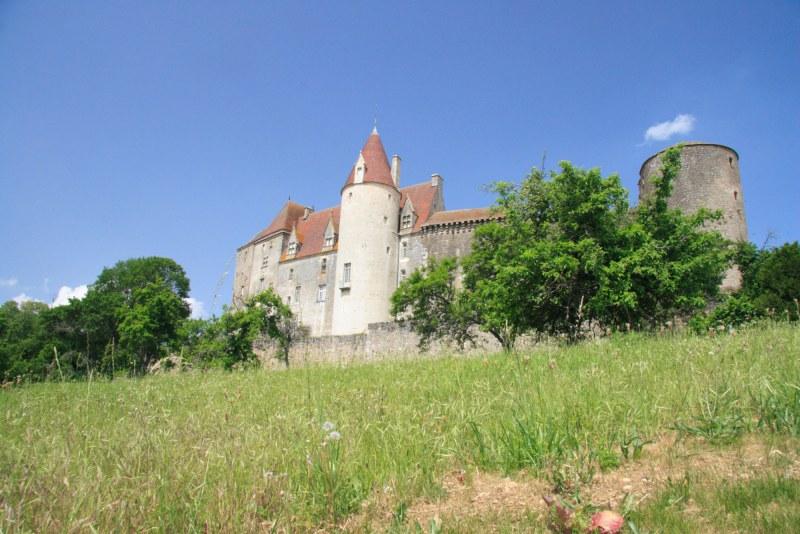 Château dans le département Côtes d'Or en région Bourgogne-Franche-Comté Camping Qualité