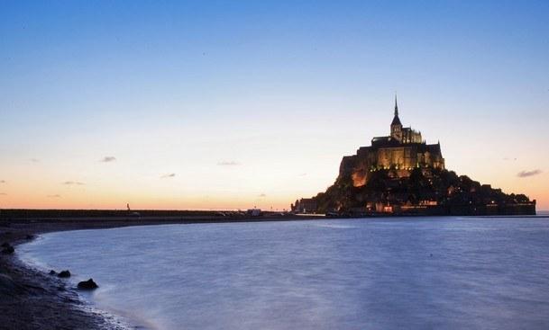 Le Mont Saint-Michel en Normandie Camping Qualité