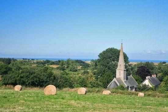la Manche, entre terre et mer en Normandie Camping Qualité