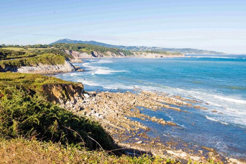 Campings en bord de mer et plages nos campings for Camping pays basque bord de mer avec piscine