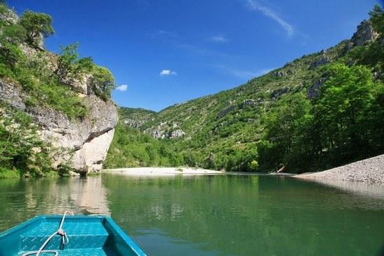Promenade sur le Tarn en Occitanie Camping Qualité - Le Tarn