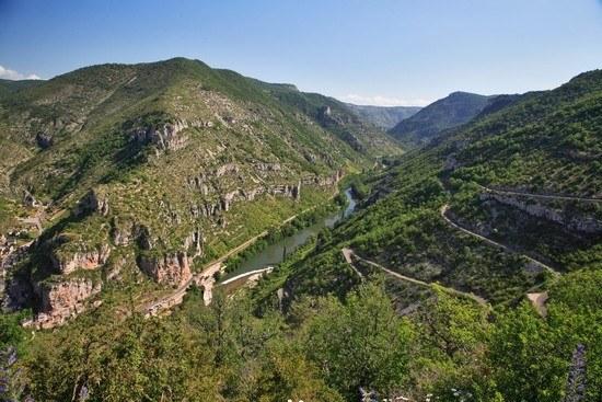 Gorges du Tarn en Lozère Camping Qualité