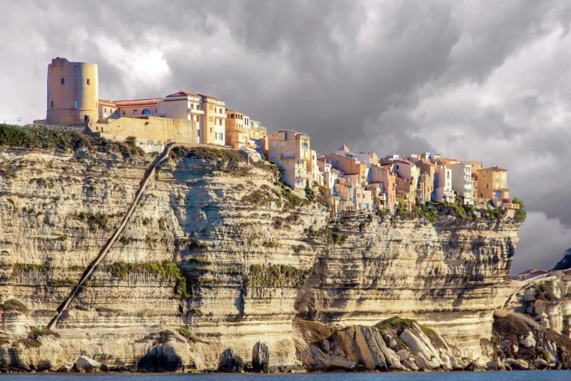 Bonifacio en Corse du Sud Camping Qualité