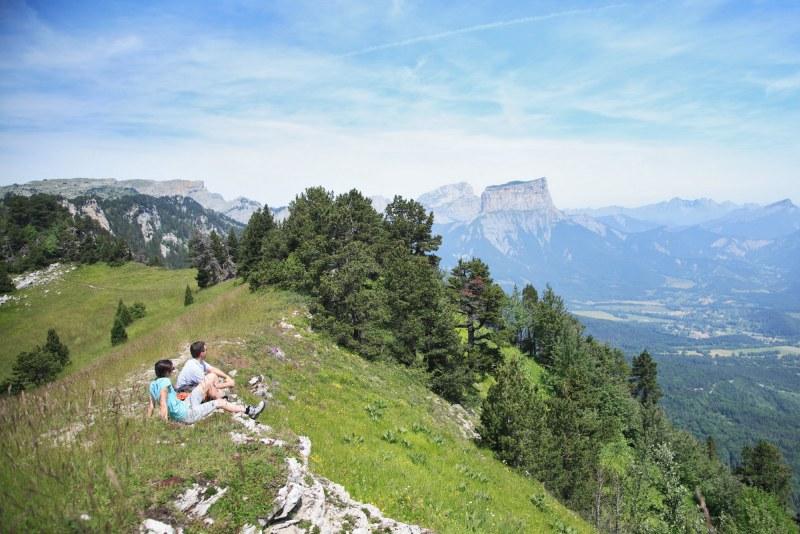 Le Vercors Département Drôme Région Auvergne-Rhône-Alpes Camping Qualité