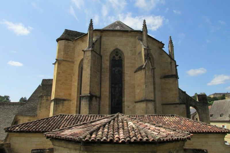 Cathédrale de Sarlat-la-Canéda en Dordogne Région Nouvelle Aquitaine Camping Qualité - Périgord Noir