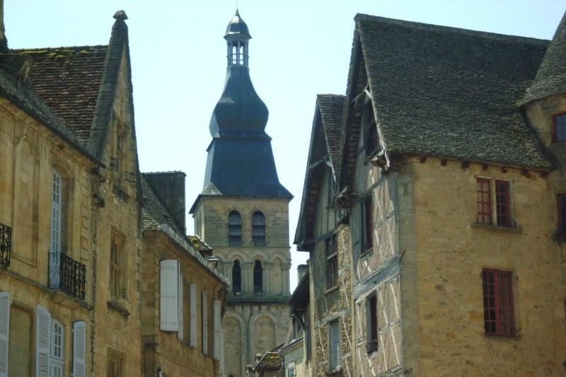 Bâtiments de Sarlat-la-Canéda en Dordogne Région Nouvelle Aquitaine Camping Qualité - Périgord Noir