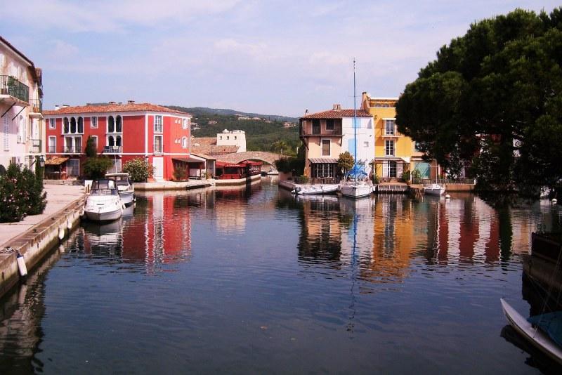 Port-Grimaud, la venise provençale dans le Var - Camping Qualité PACA Var