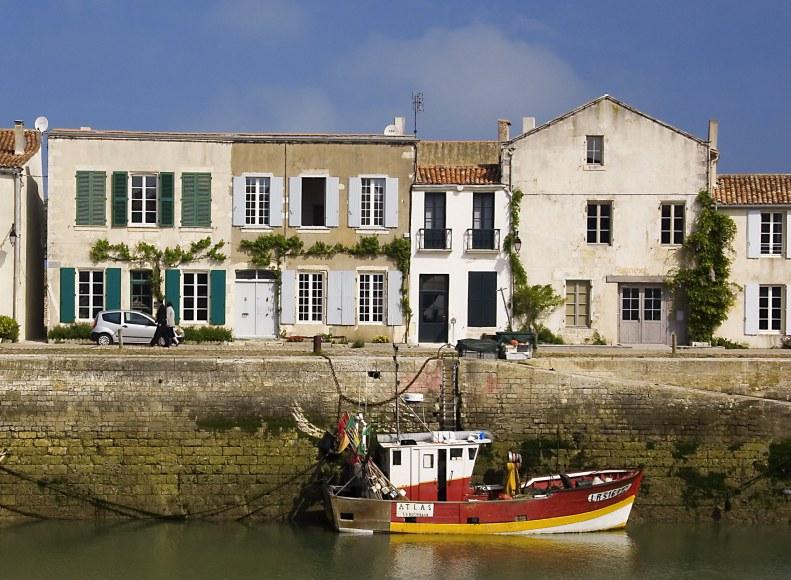 Saint-Martin-de-Ré sur l'Île de Ré - Camping Qualité Charente-Maritime