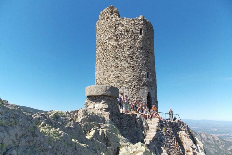 Tour de Massane à Argelès-sur-Mer - Camping Qualité Pyrénées-Orientales Occitanie