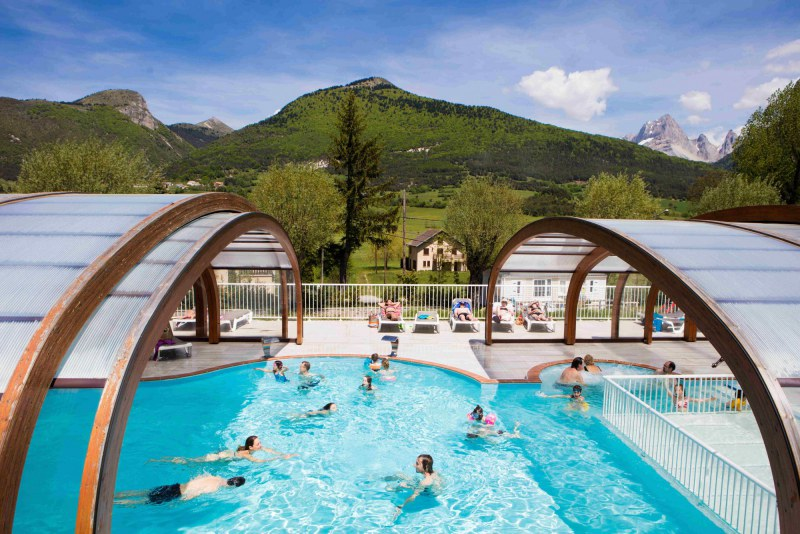 camping piscine - Camping Qualité © Thomas Lambelin