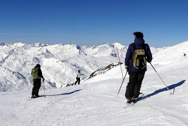 Vacances au ski Camping Qualité en hiver