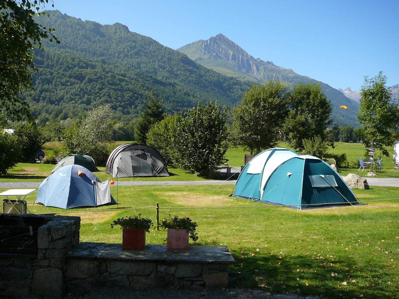 Camping Azun Nature dans les Hautes-Pyrénées - Trophée des consommateurs 2017 Camping Qualité