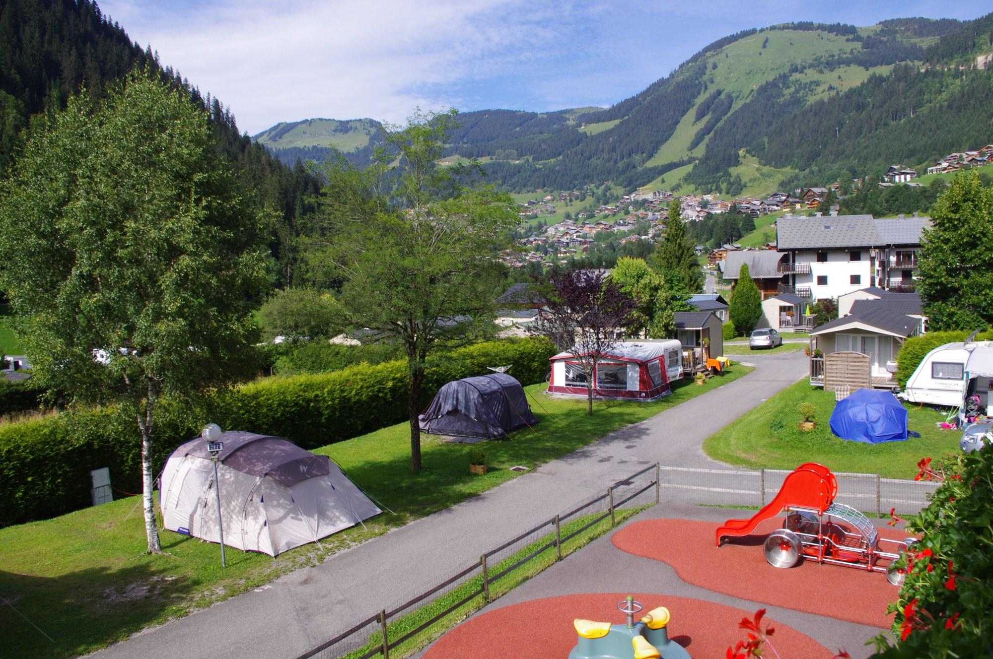 Camping l'Oustalet en Haute-Savoie - Trophée des consommateurs 2017 Camping Qualité