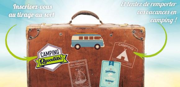 Gagnez vos vacances avec le Label Camping Qualité
