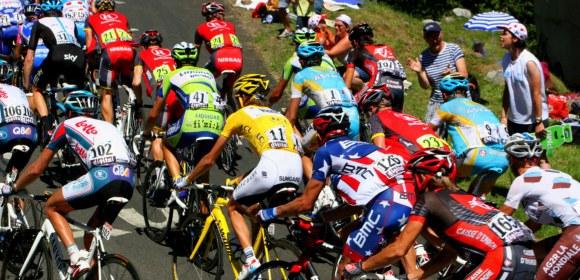 Suivez le Tour de France en camping labellisé !