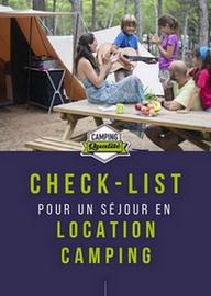 checklist camping