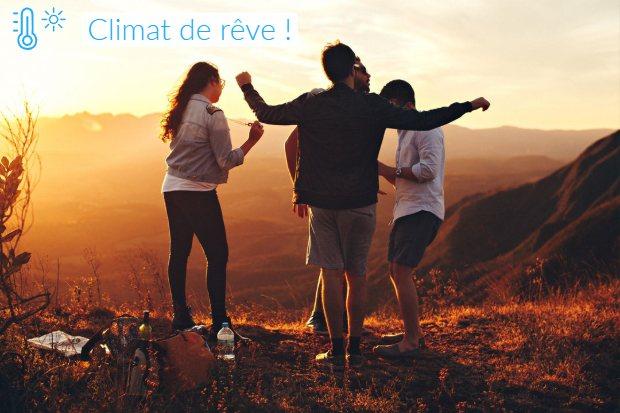 Campez en hors saison et profitez d'un climat de rêve ! - campingqualite.com