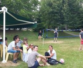 volleyball et animation au Camping du Lac de la Valette 3 étoiles en Nouvelle-Aquitaine - Corrèze | Label Camping Qualité