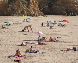 La plage à quelques mètres du Camping du Bord de Mer 3 étoiles dans les Pays-de-la-Loire - Loire-Atlantique | Label Camping Qualité