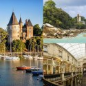 Lieux touristiques inconcournables à visiter depuis votre camping en Pays de la Loire