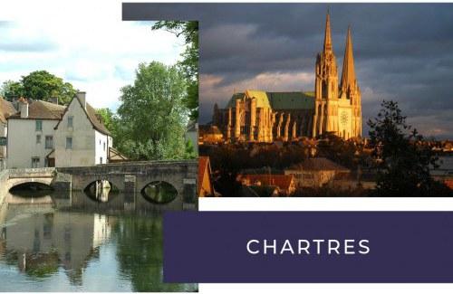 Incontournable depuis votre camping à Chartres