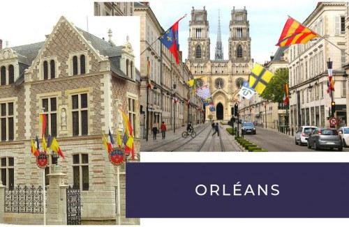 Incontournable depuis votre camping à Orléans