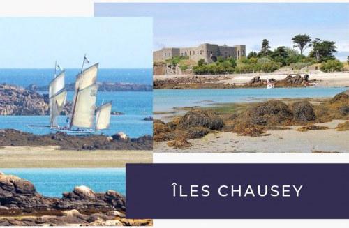 Que voir et faire dans les iles chausey en Normandie