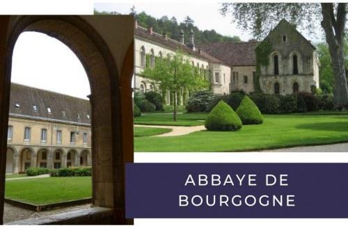 camping abbaye de bourgogne