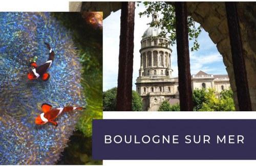 Incontournable depuis votre camping à Boulogne sur mer
