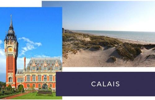 Incontournable depuis votre camping à Calais