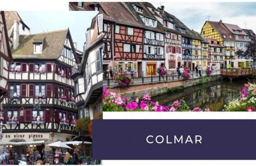 Incontournable depuis votre camping à Colmar