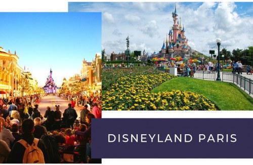Incontournable depuis votre camping à Disneyland paris