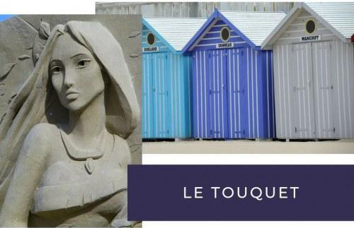 Incontournable depuis votre camping au Touquet